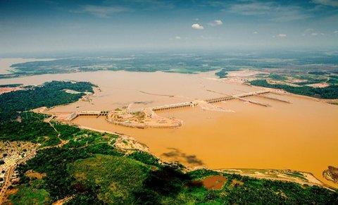 Hidrelétrica Santo Antônio completa quatro anos de geração
