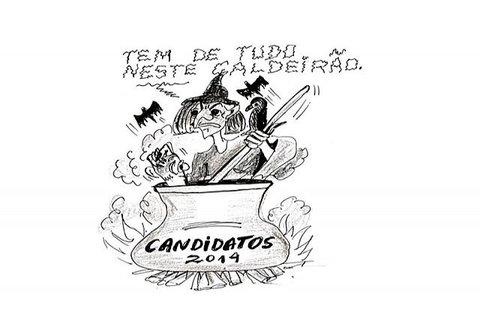 CALDEIRÃO DAS ELEIÇÕES...