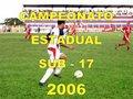 FFER divulga tabela e forma de disputa do Sub-17