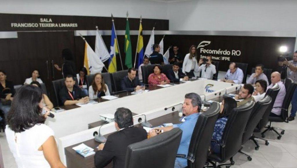 Plano Municipal de Turismo de Porto Velho e Projeto da Pesca Esportiva são apresentados na Fecomércio - Gente de Opinião