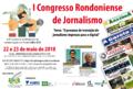 I Congresso Rondoniense de Jornalismo em Porto Velho