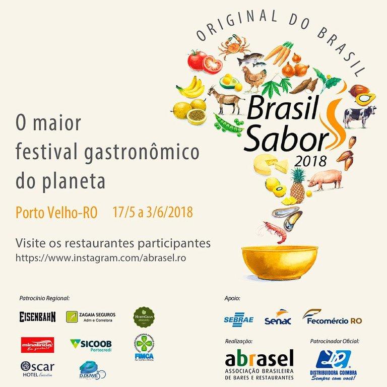 Festival Gastronômico: Abrasel finaliza visita a restaurantes de Porto Velho - Gente de Opinião