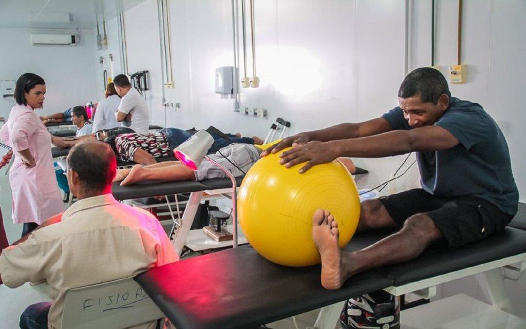 Maioria dos pacientes no Centro de Reabilitação de Rondônia são vítimas de acidentes de trânsito - Gente de Opinião