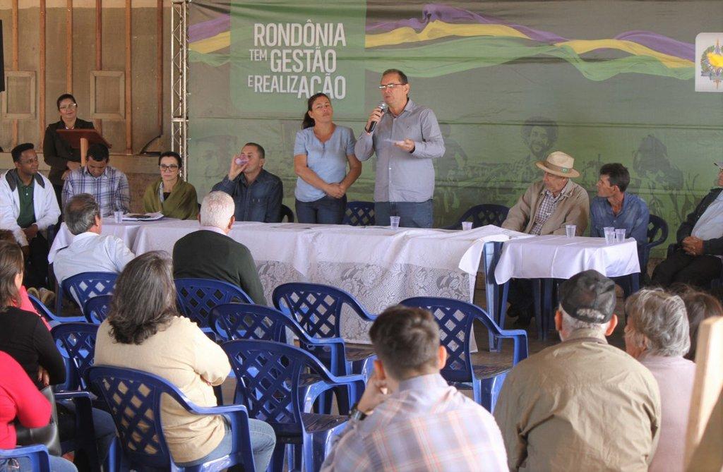 Governador Daniel Pereira sugere participação da Qualy Frango na Rondônia Rural Show - Gente de Opinião