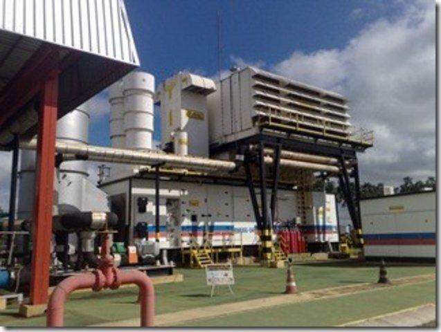 A Eletronorte decidiu desligar as quatro (04) Turbinas a Gás geradoras da Usina Rio Madeira para  - Gente de Opinião