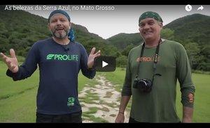 As belezas da Serra Azul, no Mato Grosso (VÍDEO) - Gente de Opinião