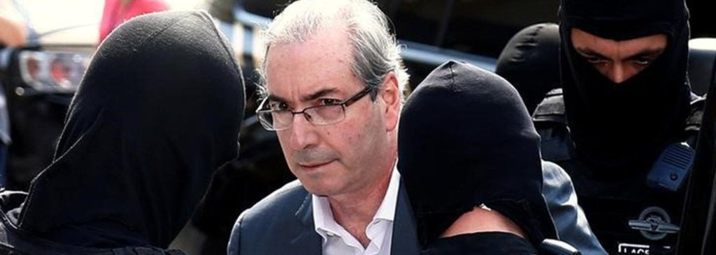 Cunha, que golpeou Dilma, é condenado a 24 anos de prisão por roubo na Caixa - Gente de Opinião