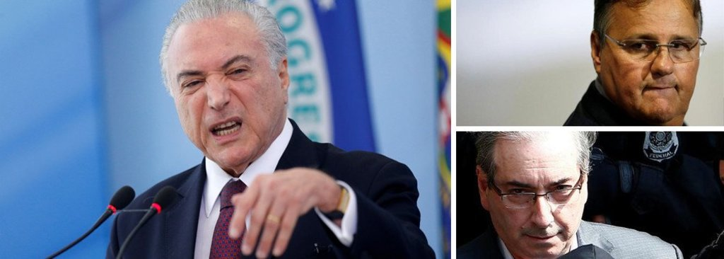Temer tentou obstruir a Justiça em compra de silêncio de Cunha, diz PF - Gente de Opinião