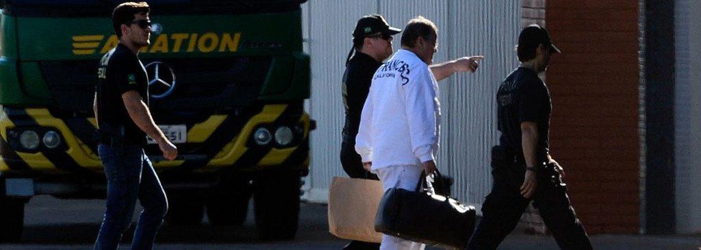 Polícia apreende pendrives e anotações em cela de Geddel  - Gente de Opinião