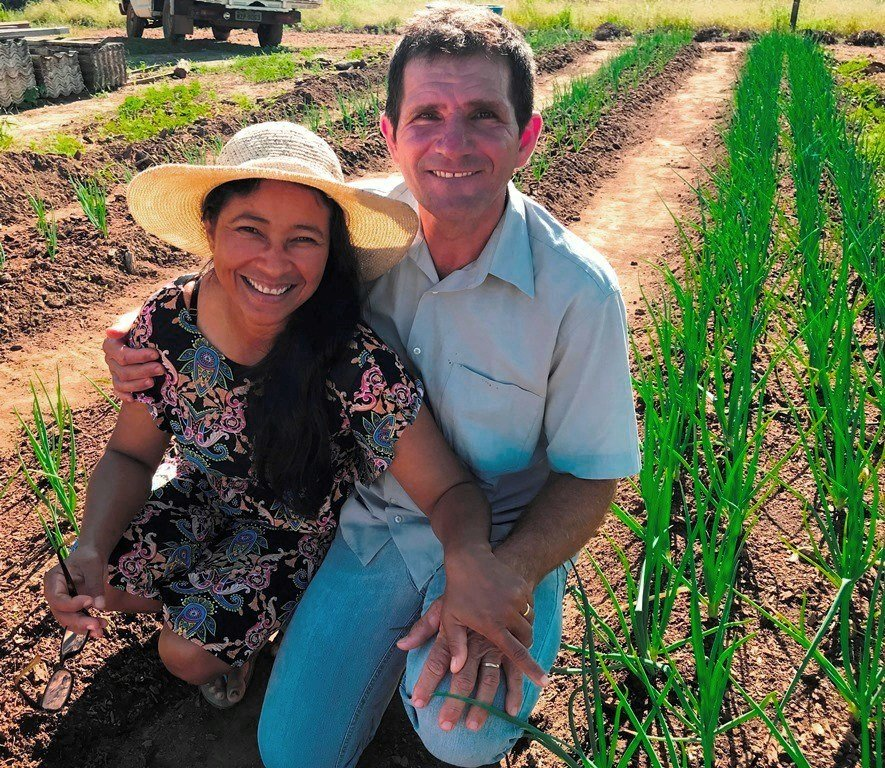 Agricultura familiar é destaque no reassentamento São Domingos - Gente de Opinião