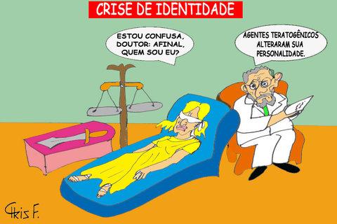CRISE DE IDENTIDADE