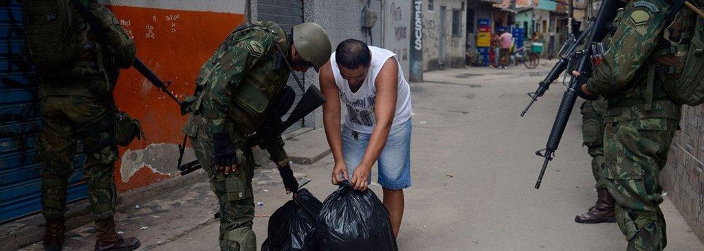 Intervenção militar no Rio fracassou até em seu papel de marketing  - Gente de Opinião
