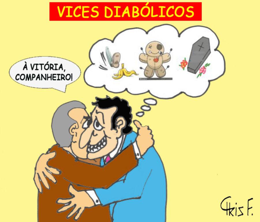 VICES DIABÓLICOS - Gente de Opinião