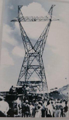 Foto: Acervo Memória da Energia Eletrica de Rondõnia - Eletronorte - Gente de Opinião
