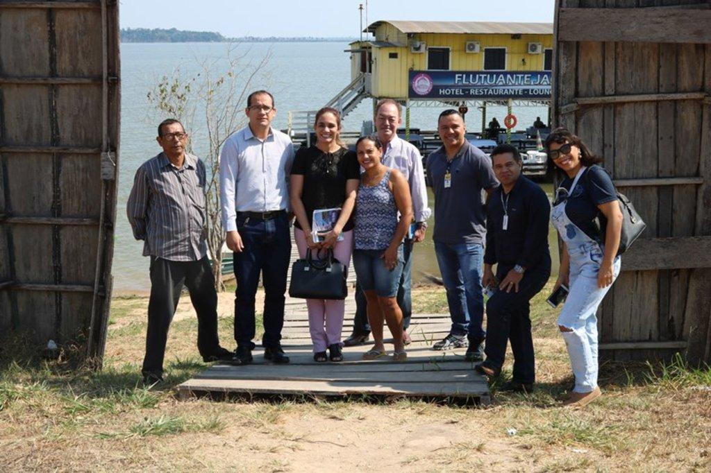 Peixe e praia, atrações de Jaci-Paraná - Gente de Opinião