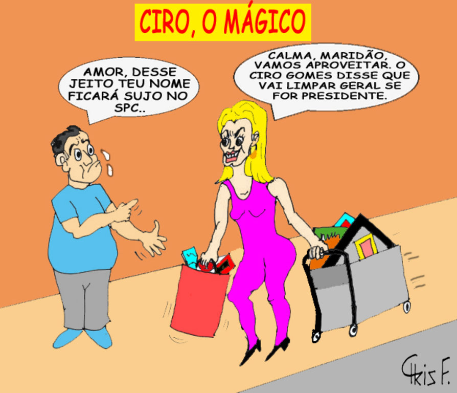 CIRO, O MÁGICO - Gente de Opinião