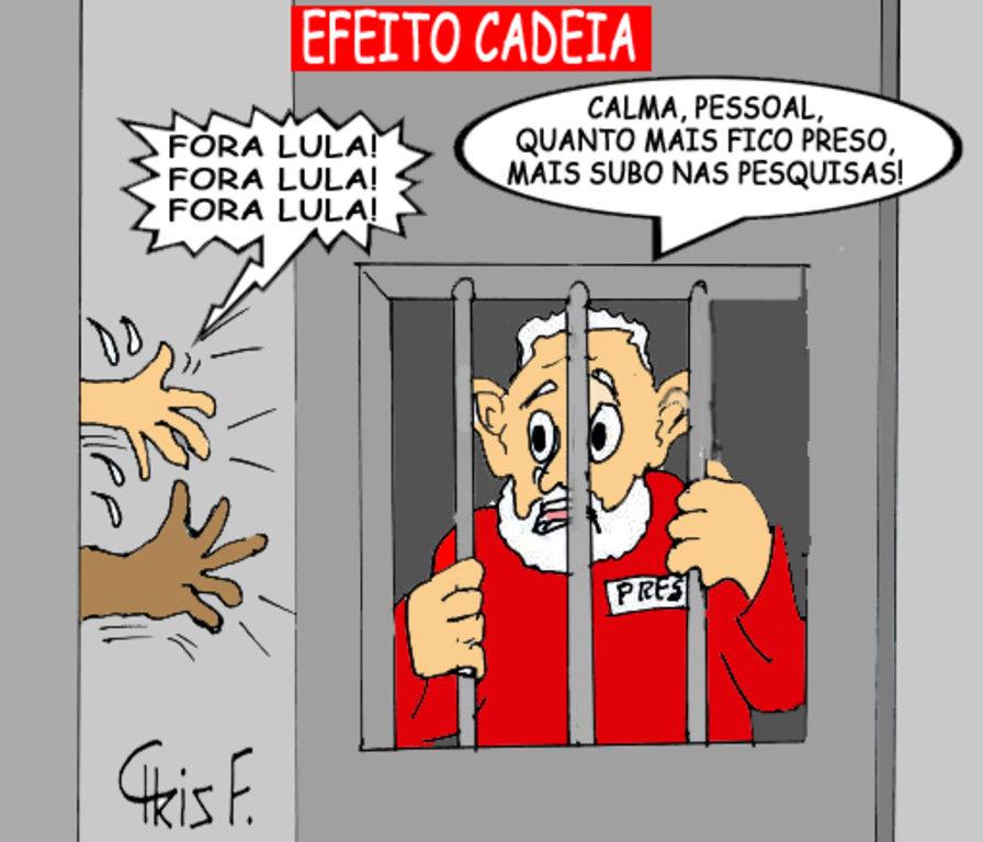 EFEITO CADEIA - Gente de Opinião