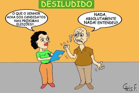 DESILUDIDO