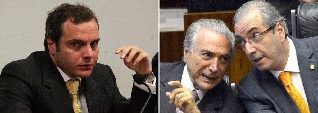 Funaro: Cunha pagou propina a Temer desde 2003 - Gente de Opinião
