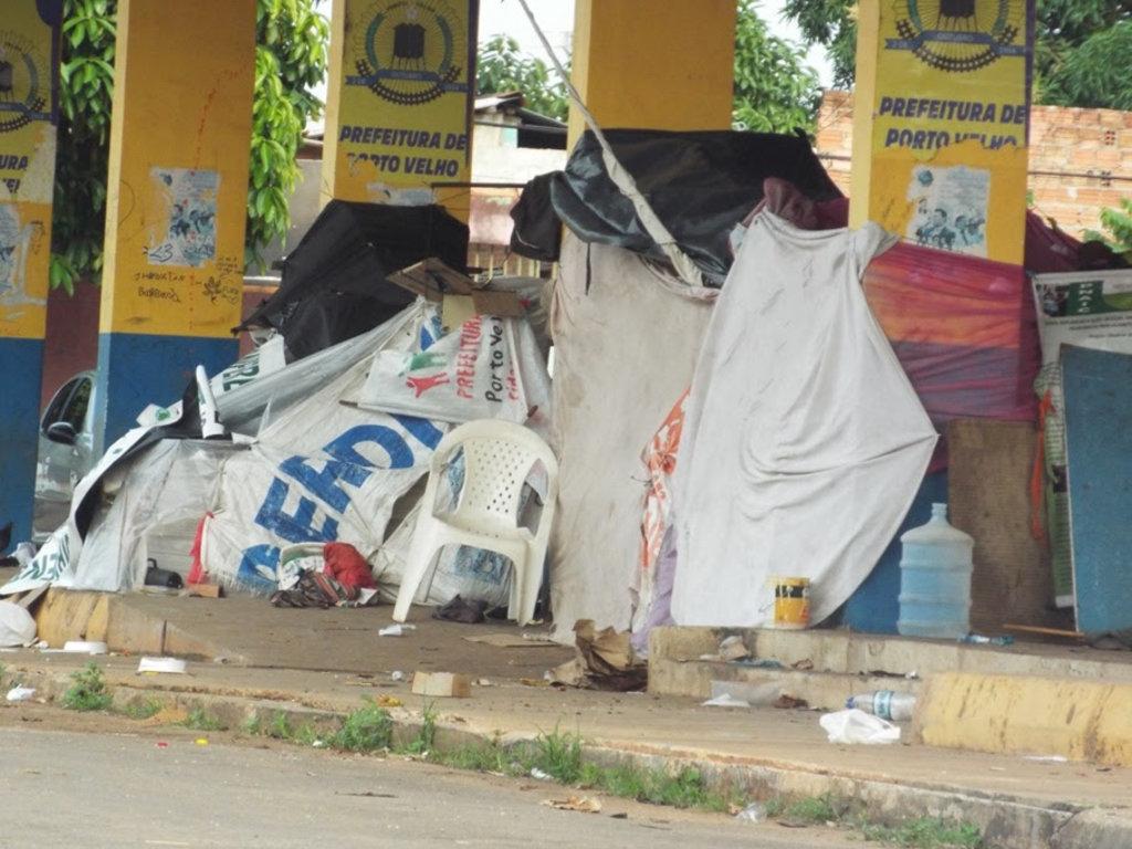 CRACOLÂNDIA: Comerciantes exigem intervenção da prefeitura urgente - Gente de Opinião