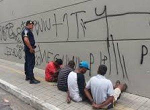 GUERRA AOS PICHADORES: POLÍCIA NELES!  Artur Santana - Gente de Opinião