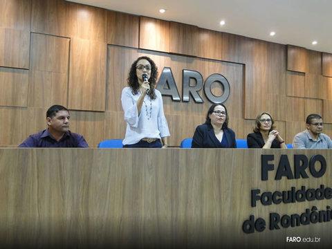 Encontro de Ciência e Tecnologia reúne acadêmicos e professores na Faro