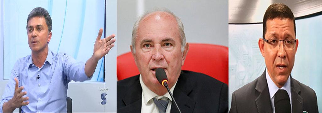 NA TV: EXPEDITO, LEBRÃO E O CORONEL... Por Sérgio Pires - Gente de Opinião