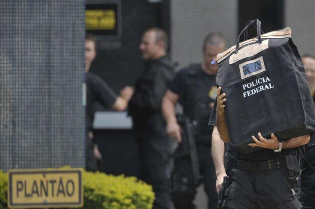olícia Federal - Arquivo/Agência Brasil - Gente de Opinião