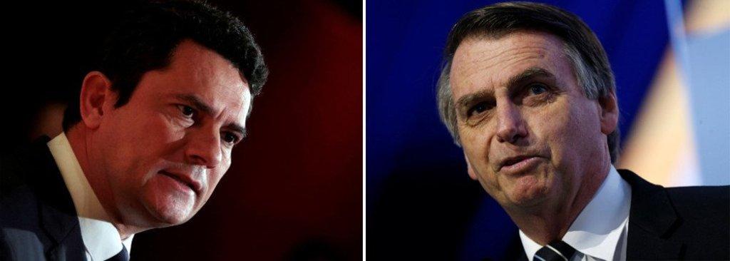 Moro aceita convite de Bolsonaro - Gente de Opinião