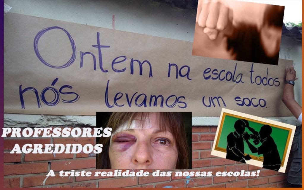 O NOVO GOVERNO CONSEGUIRÁ ACABAR A VIOLÊNCIA NAS SALAS DE AULA? Por Sérgio Pires - Gente de Opinião