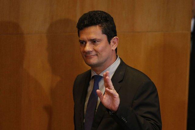 Na sua primeira coletiva Sergio Moro propõe mais rigor para progressão de pena e prescrição de crimes - Gente de Opinião