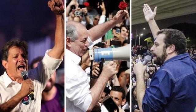 Haddad, Ciro, Boulos e os rumos dos progressistas - Gente de Opinião