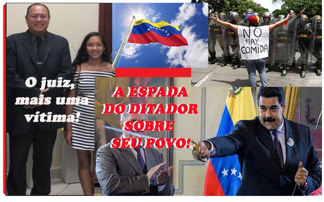 A TRÁGICA HISTÓRIA DO DR. PONTES PÉREZ, O MAGISTRADO   QUE FUGIU DA DITADURA COMUNISTA DA VENEZUELA - Gente de Opinião