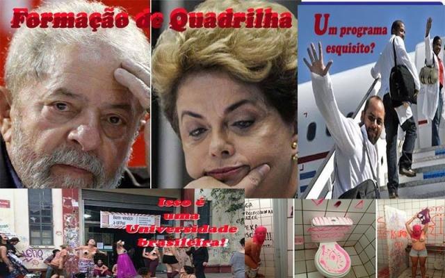 Só Bad News para o PT: de novas denúncias na justiça ao risco de não controlar mais as universidades - Júnior Gonçalves protesta - Gente de Opinião