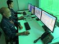 Hidrelétrica Santo Antônio - Simulador é usado na capacitação de operadores