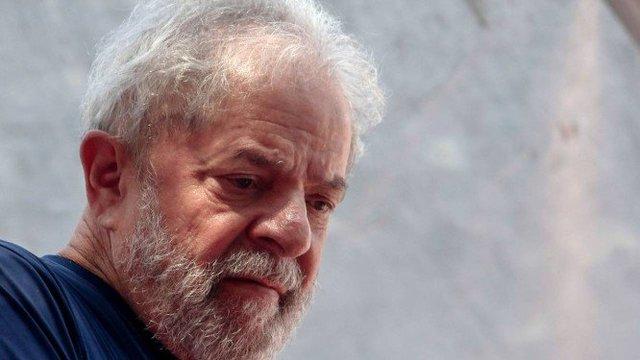Lula está preso desde abril Foto: MIGUEL SCHINCARIOL / AFP - Gente de Opinião