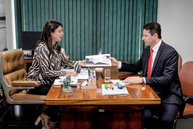 Mariana Carvalho apresentou decreto para sustar portaria da Aneel que autoriza aumento de energia, logo quando soube do reajuste na quarta – feira - Gente de Opinião