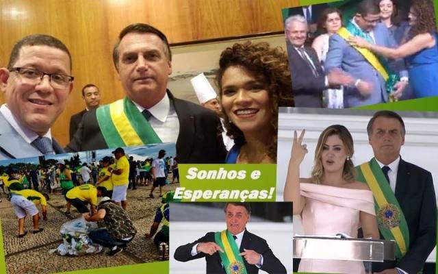 UMA ESPERANÇA: ALGUNS POUCOS BRASILEIROS MOSTRARAM   QUE  PODEMOS MUDAR COMO POVO E COMO PAÍS - Gente de Opinião