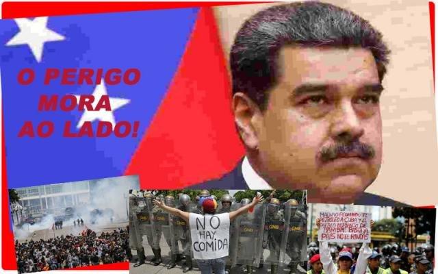 RISCO DE GUERRA CIVIL NA VENEZUELA - TCU CORTA TRANSPOSIÇÃO DE RO - O POLÊMICO JEAN WILLYS DÁ ADEUS  - Gente de Opinião
