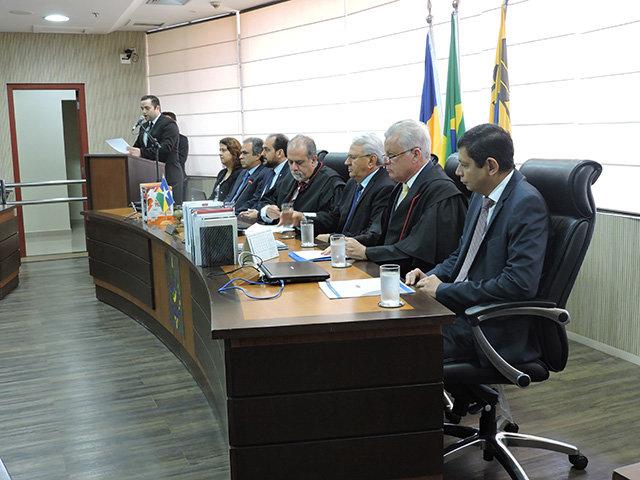 MP de Rondônia reafirma necessidade de priorizar combate à corrupção na abertura do Ano Judiciário - Gente de Opinião