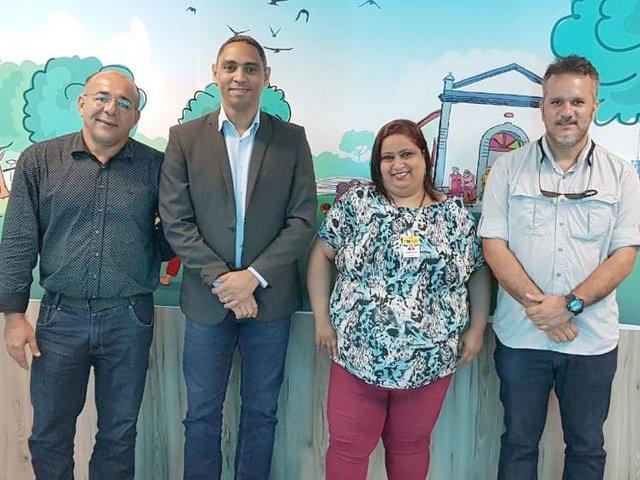 Semdestur e Setur iniciam tratativas para o desenvolvimento do Turismo - Gente de Opinião