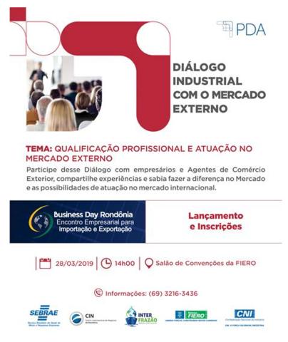 Fiero: Diálogo Industrial debate qualificação profissional e atuação no mercado externo - Gente de Opinião