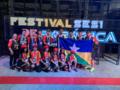 Sesi Vilhena fica entre as 20 melhores na etapa nacional do Torneio de Robótica