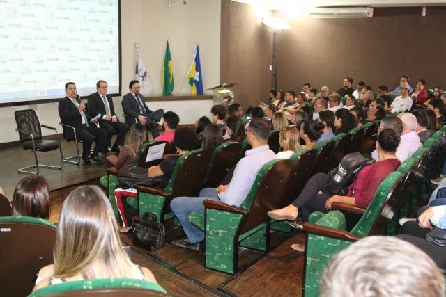 Prisão por dívida é debatida durante evento em Porto Velho - Gente de Opinião