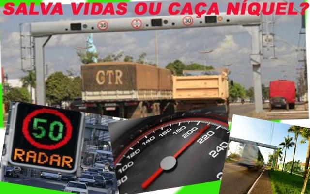 A polêmica dos radares e lombadas - Impeachment contra o governador Marcos Rocha - A grana da PUC foi embora?   - Gente de Opinião