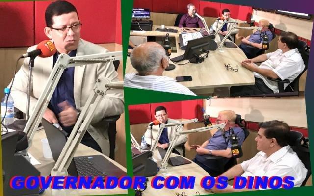Ministro Moro visitará Rondônia - Espinho no pé de Marcos Rocha - Garçon e Luiz Cláudio são nomes poderosos para Hildon - Gente de Opinião