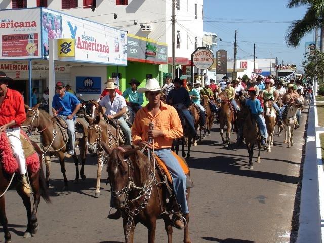 Aviagro será a grande realizadora do rodeio na Rondônia Rural Sul  - Gente de Opinião