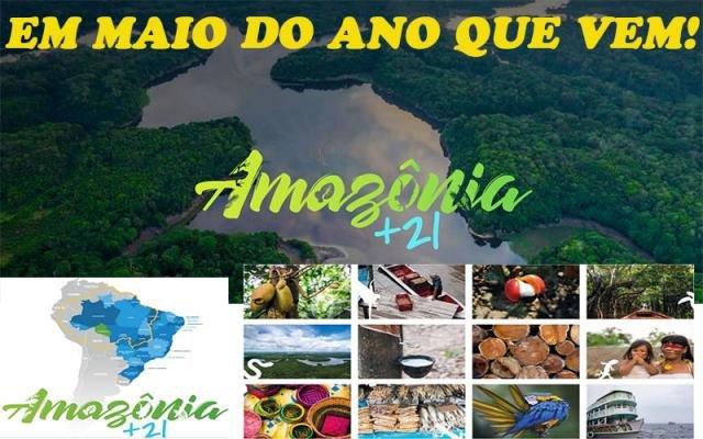 """Porto Velho vai sediar o """"Amazônia + 21"""". - Fim do ponto facultativo? - CASSOL, ACIR E O Futuro - Gente de Opinião"""