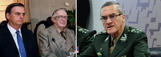 Villas Bôas diz que se Jair Bolsonaro fracassar, as forças armadas vão pagar a conta - Gente de Opinião