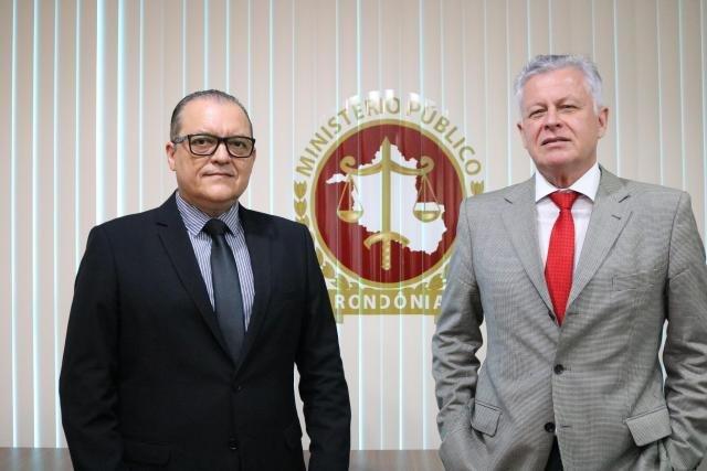 Colégio de Procuradores de Justiça dará posse ao novo Procurador-Geral e Corregedor-Geral do MPRO - Gente de Opinião